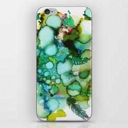 Cactus Waves iPhone Skin