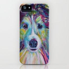 Sheltie Dog iPhone Case