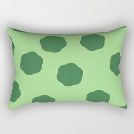 Fish Island Rectangular Pillow