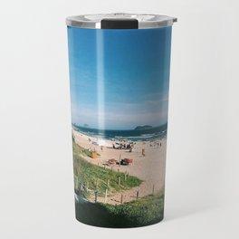 Rio de Janeiro Barra Beach Travel Mug