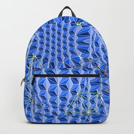 Geodesic Asanoha Backpack