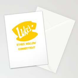 Stars Hollow Connecticut Stationery Cards