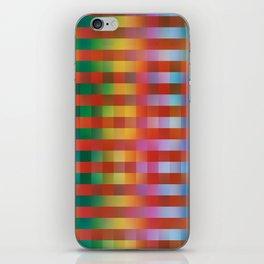 Fall/Winter 2016 Pantone Color Pattern iPhone Skin