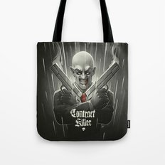 Contract Killer Tote Bag
