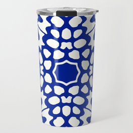 Butterfly Wings: Lapis Travel Mug
