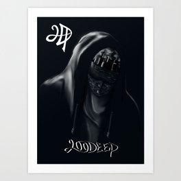 Deep Reflection Art Print
