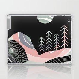 Night Mystery Laptop & iPad Skin