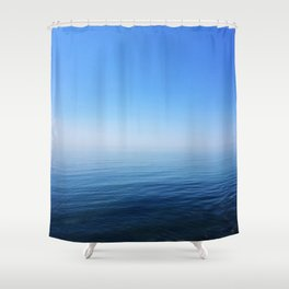 Serenity Now Shower Curtain