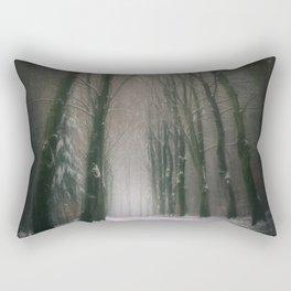 A Woodland Fantasy Rectangular Pillow