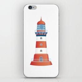 nautical lighthouse iPhone Skin