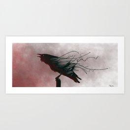War Bird Art Print