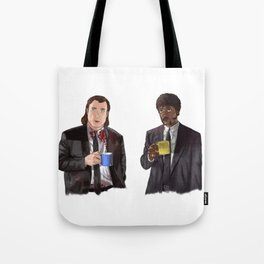 Pulp Fiction - Jimmy's Coffee Tote Bag