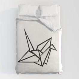 origami n1 Duvet Cover