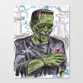 We All Scream! Canvas Print