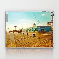 Island On The Coast Laptop & iPad Skin