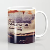 sport Mugs featuring Volvo Sport by Anna Dykema Photography