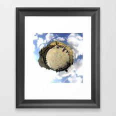 Around Jerusalem Framed Art Print