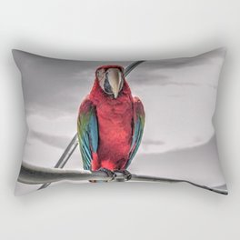 parrot Rectangular Pillow