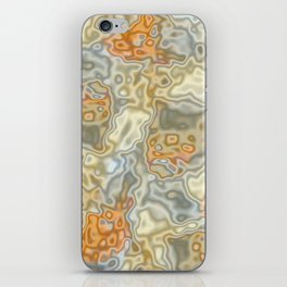 Topography 1 iPhone Skin