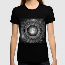 Major Tom (floating in my tin can, far above the Moon) T-shirt