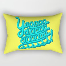 YAAASSS Rectangular Pillow