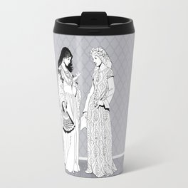 Roman Sisters Travel Mug