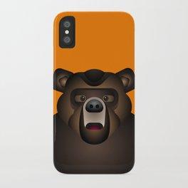 Bear iPhone Case
