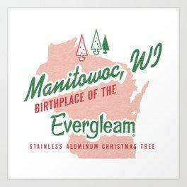 Birthplace of the Evergleam Art Print