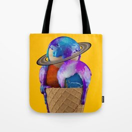 Galaxy Flavored Tote Bag