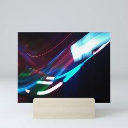 Slash Mini Art Print