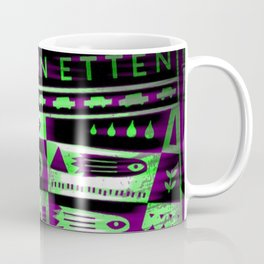 Magic Chords From Etten Coffee Mug