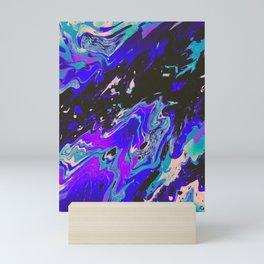 SAVE YOURSELF Mini Art Print