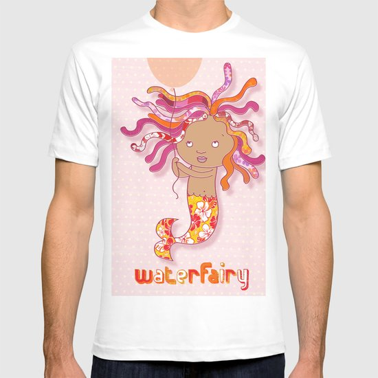 Water Fairy Mermaid  T-shirt