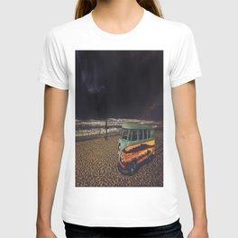 Night Summer Surf T-shirt