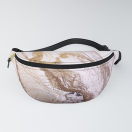 A Young Leaf Fanny Pack