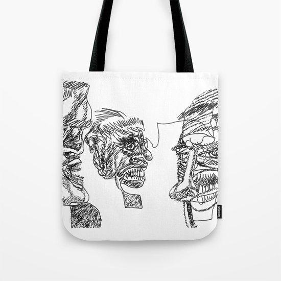 2012 - G Tote Bag