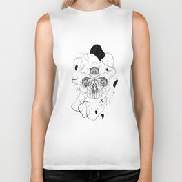 You couldn't take your eyes off me. Biker Tank