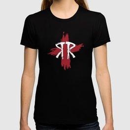Ric Rac Black Ground T-shirt