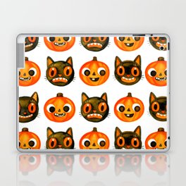 Cat Jack Cat Jack Pattern Laptop & iPad Skin