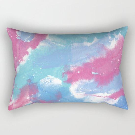 Abstract XI Rectangular Pillow