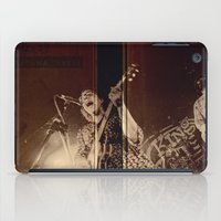 alabama iPad Cases featuring Alabama Shakes by Ferdinand Bardamu
