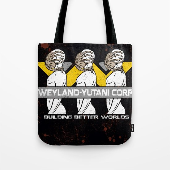 Building Better Worlds Tote Bag