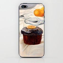 Clementine Cupcake iPhone Skin