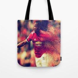football star Tote Bag