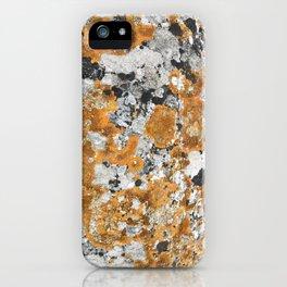 Italy: Sassi Texture - Matera  iPhone Case