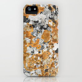 Italy: Sassi Texture - Matera  iPhone Case