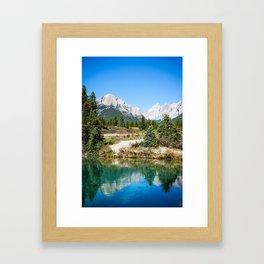 Inkpots Framed Art Print