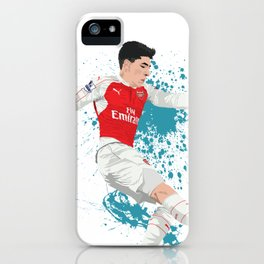 Hector Bellerín - Arsenal FC iPhone Case
