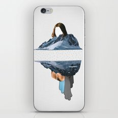 The Pace Is Glacial iPhone & iPod Skin