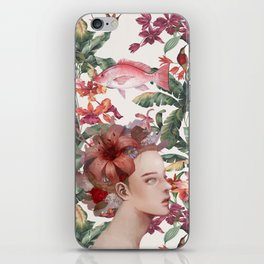 Lost in Blindfulness iPhone Skin